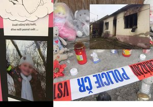 Mrtvé děti (†1, †4, †9) z tragického požáru: Pohřeb zatím mít nebudou, rodina nemá těla