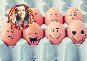 Pět mýtu o vejcích.
