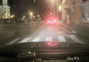 Řidič prosvištěl obcí rychlostí 126 km/h.
