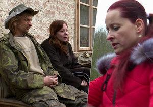 Iveta z Výměny manželek zavzpomínala na život na samotě u lesa.