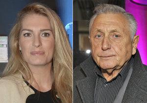 Olga Menzelová o stavu manžela: O návštěvách, dcerách a tom, co ho čeká!