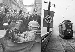 Před 80 lety nastala jedna z nejčernějších chvilek českého národa. Nacistické Německo začalo okupovat Čechy a Moravu.