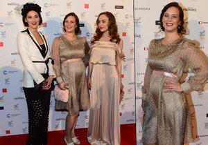 Kristýna Leichtová je těhotná.