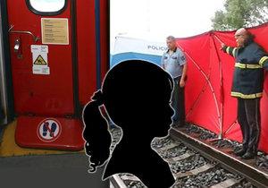 Barborka (†2) zemřela po pádu z vlaku: Soud zprostil viny průvodčí a vlakvedoucí
