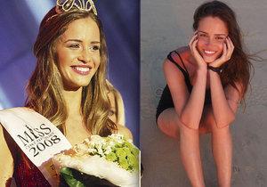 Zuzana Jandová slaví 10 let od získání titulu Miss.