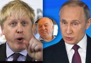 Putin využije šampionát jako Hitler: Johnson naštval Rusy a promluvil o Skripalovi