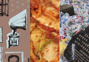 Kam v Praze bez peněz? Za pohádkami, na soutěž v pojídání kimchi i přednášku o cestování