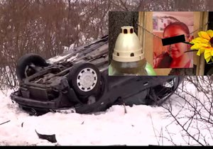 Řidič srazil 12 školáků, Vaneska (†12) už se domů nevrátí.