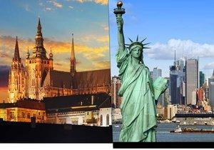 Nejkrásnější místa na světě: Praha předstihla New York!