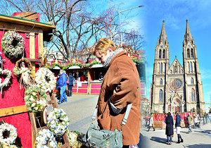 Velikonoční trhy na Míráku
