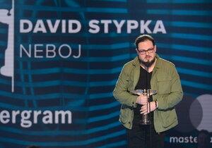 David Stypka dostal cenu Anděl.