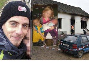 Petr Rendáš se rozhodl promluvit o poměrech, které vládly v domě, kde zemřely tři malé děti.