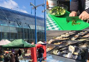V Praze 14 byla v březnu zahájena 8. sezona farmářských trhů. Přinese pár novinek.