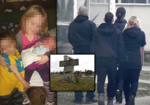 Děti, které zemřely při požáru na Znojemsku, pohřbili tajně.