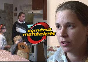 Marcela z Výměny manželek řešila blechy a nevycválané děti: Nejradši bych je seřezala!