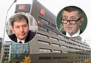 Rozdělení energetické společnosti ČEZ kvůli výstavbě nového jaderného bloku je hloupost, řekl Tomáš Hüner.