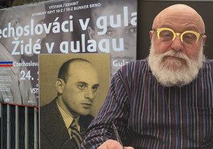 Otec divadelníka Arnošta Goldflama Otto prožil neuvěřitelný život. Přežil vězení, nucené práce i válečná zranění. I jeho příběh vypráví výstava Čechoslováci v gulagu.