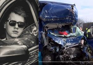 Hudebník Daniel Doering zemřel při ošklivé autonehodě.