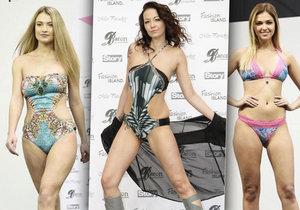 Agáta Prachařová neunesla kritiku a obula se do ostatních modelek.