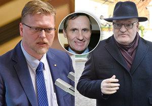 Do senátních voleb půjdou lidovci Bělobrádek, Čunek i Herman