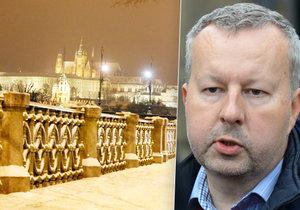 Ministr životního prostředí Brabec (ANO) vytáhl do boje se světelným znečištěním.