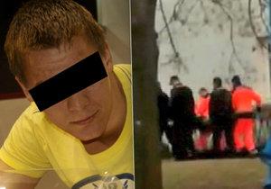 Svědkyně střelby před školou v Brně: Byla to poprava! Nad krvácejícím tátou plakal syn