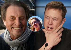 Otec miliardáře Elona Muska má se svojí nevlastní dcerou desetiměsíční dítě!
