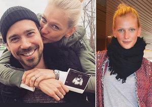Modelka Zuzana Stráská čeká dítě! Jsem skoro v pátém měsíci, přiznala šťastně.