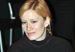 Helena Dvořáková je v nemocnici.
