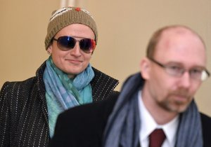 Advokátka Michaela Salačová si odsedí 6,5 roku za mřížemi.