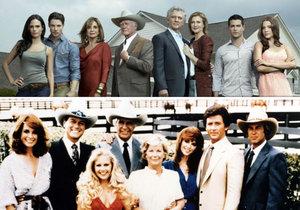 Jak se po letech změnili herci a herečky z oblíbené ságy Dallas?