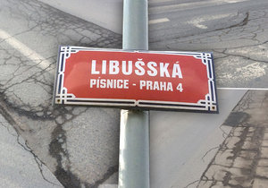 Libušská ulice je takřka v dezolátním stavu. Dopomoci jí od toho má komplexní rekonstrukce, která ji změní k nepoznání.