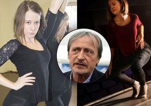 Dcera ministra Stropnického dělá striptýz!