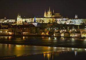 Praha chce modernizovat osvětlení svých památek.