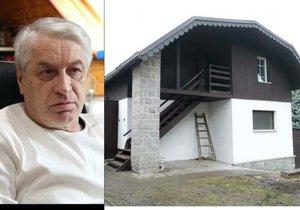 Vdovec po Bartošové Rychtář o v domě exmanželky: Mělo by se to zbourat celé!