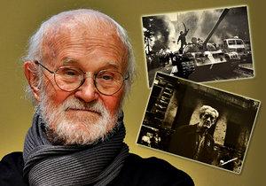 Fotograf Josef Koudelka představuje Praze své celoživotní dílo.