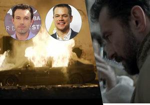 Nečekaný úspěch seriálu ČT: Práva koupili hollywoodští fešáci Affleck s Damonem!