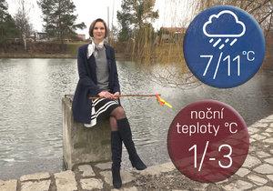 Počasí s Dagmar Honsovou
