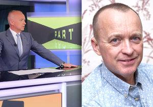 Bude Karel Voříšek moderovat Partii?