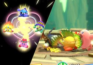 Kirby Star Allies je povedená hopsačka pro Nintendo Switch.