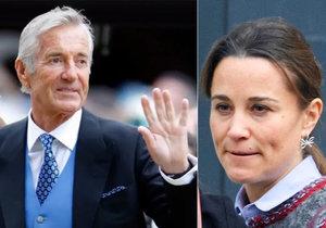 Skandál v britské královské rodině: Tchán Pippy Middleton byl obviněn ze znásilnění dvou dívek!