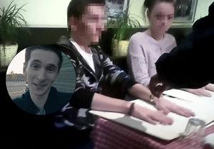 Tak zatýkali hackera Nikulina v Praze. V restauraci seděl i s milenkou