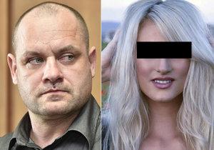 Spousta piv a 16 metax! Hokejista Kunce stanul za smrt krásné Jany při nehodě před soudem