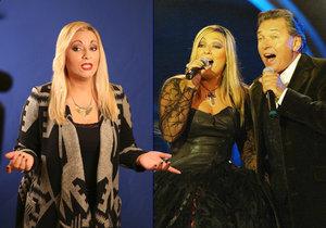 Martina Balogová kdysi nazpívala duet s Karlem Gottem.