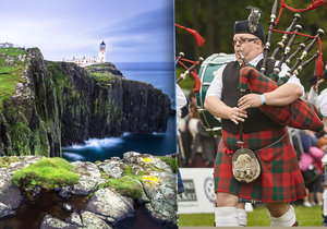 Dvanáct skotských národních pokladů: které z nich znáte?