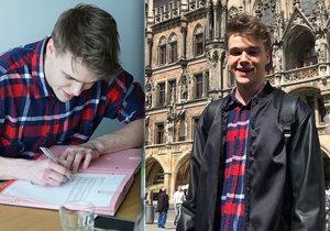 Český reprezentant pro Eurovizi Mikolas Josef