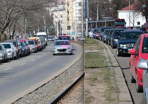 Zóny placeného stání v Praze 4 se mají rozšiřovat do dalších lokalit.