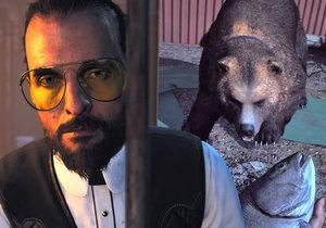 Far Cry 5 se povedl, je to skvělá pařba. Chvalte pána boha.