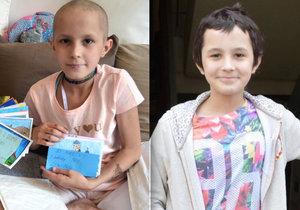 Lenička (11) z Karviné po více než roce a půl zvítězila nad rakovinou, kterou měla v lýtkové kosti. Konečně mohla ven! V době nemoci jí pomáhaly desetitisíce pohledů, které jí naposílali čtenáři Blesku.