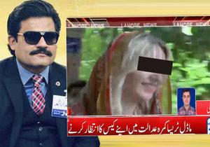 Tereza vyrazila své právníka Zafara